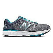 Womens New Balance 560v7 Running Shoe - Silver/Pisces 11