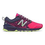 Womens New Balance Nitrel Trail Running Shoe - Thunder/Black 7.5