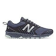 Womens New Balance Nitrel Trail Running Shoe - Thunder/Black 9.5