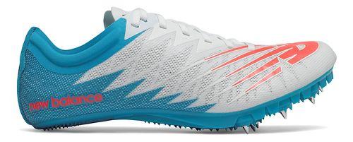 Womens New Balance Vazee Verge Track and Field Shoe - White/Vivid Blue 9