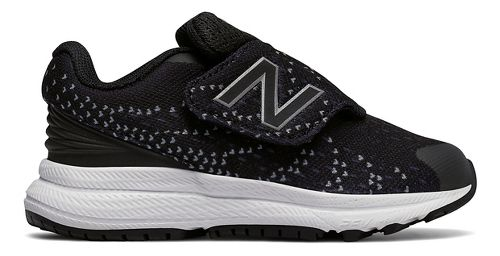New Balance Rush v3 Running Shoe - Black/Grey 6C