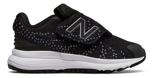 New Balance Rush v3 Running Shoe - Black/Grey 7.5C