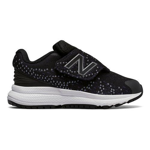New Balance Rush v3 Running Shoe - Black/Grey 10C