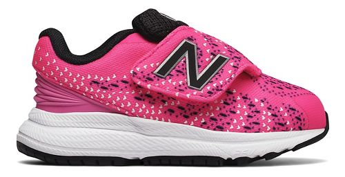 New Balance Rush v3 Running Shoe - Pink/Black 8C