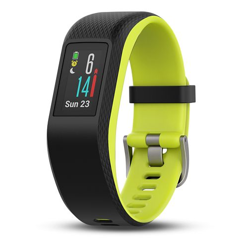 Garmin vivosport GPS Smart Activity Tracker Monitors - Limelight L