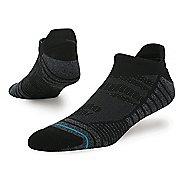 Mens Stance Training Uncommon Solids Tab Socks - Black M