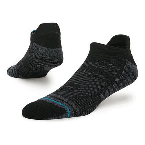 Mens Stance Training Uncommon Solids Tab Socks - Black L