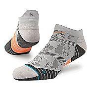 Mens Stance Aspire Tab Socks - Grey L