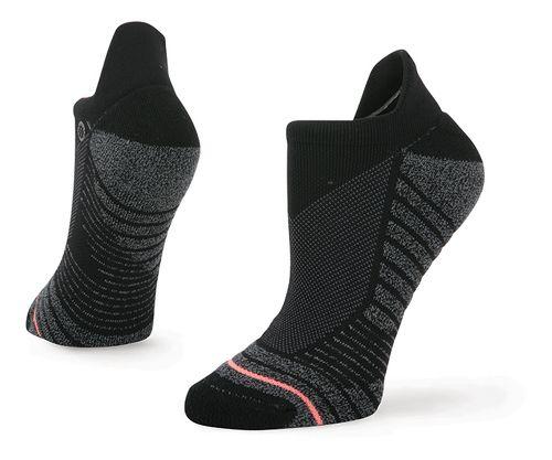 Womens Stance Isotonic Training Tab Socks - Black M