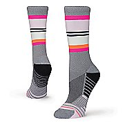 Womens Stance Deadlift Training Crew Socks