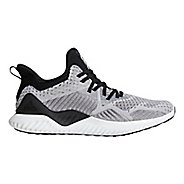 Mens adidas alphabounce beyond Running Shoe - Grey/Black 10