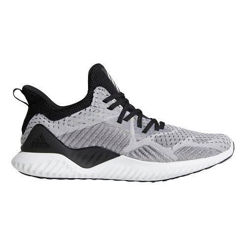 Mens adidas alphabounce beyond Running Shoe - Grey/Black 9
