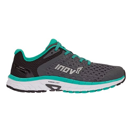 Womens Inov-8 Roadclaw 275 V2 Running Shoe - Grey/Teal 7.5