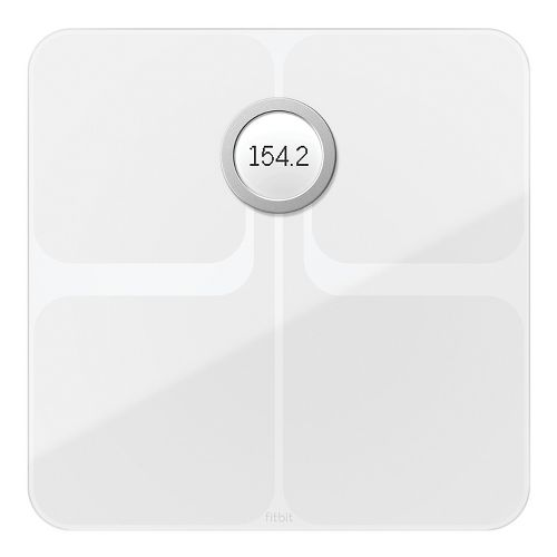 Fitbit Aria 2 Wifi Smart Scale Monitors - White
