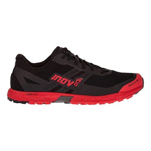 Mens Inov-8 Trailroc 270 Trail Running Shoe - Black/Red 12.5