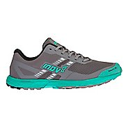 Womens Inov-8 Trailroc 270 Trail Running Shoe - Grey/Teal 10