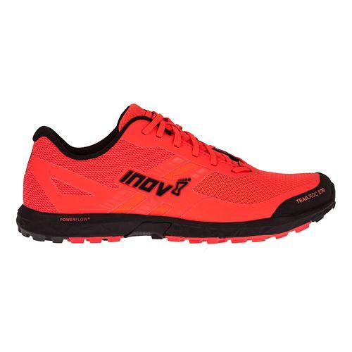 Womens Inov-8 Trailroc 270 Trail Running Shoe - Coral/Black 9.5
