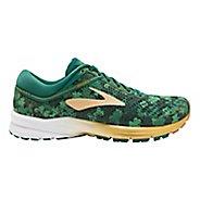 Womens Brooks St Pattys Day Launch 5 Running Shoe