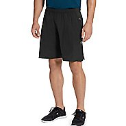 Mens Champion 365 Train Unlined Shorts - Black M