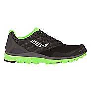 Mens Inov-8 Trail Talon 275 Running Shoe - Black/Green 9