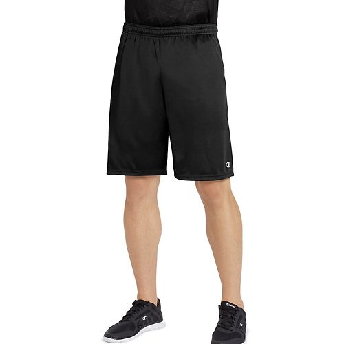 Mens Champion Vapor Select Unlined Shorts - Black XL