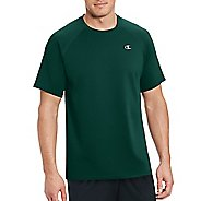 Mens Champion Vapor Select Tee Short Sleeve Technical Tops - Forest Grove S