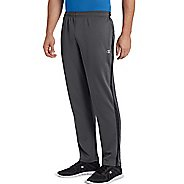 Mens Champion Vapor Select Training Pants - Shadow Grey/ Black XXL