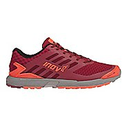Womens Inov-8 Trailroc 285 Trail Running Shoe - Red/Coral 7