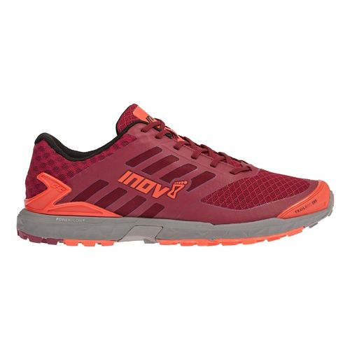 Womens Inov-8 Trailroc 285 Trail Running Shoe - Red/Coral 9.5