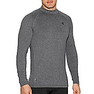 Mens Champion Mock Cold Weather Technical Tops