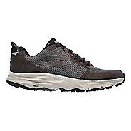 Mens Skechers GO Trail 2 Trail Running Shoe - Chocolate 9