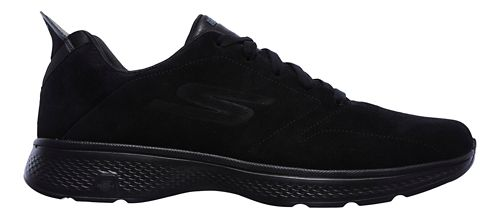 Mens Skechers GO Walk 4 - Acclaim Walking Shoe - Black 14