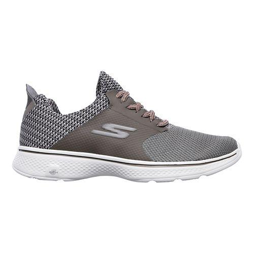 Mens Skechers GO Walk 4 - Instinct Walking Shoe - Taupe 13