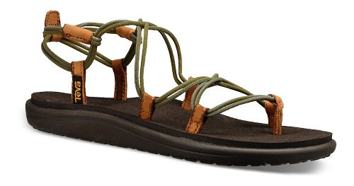 Womens Teva Voya Infinity Sandals Shoe - Avocado 10