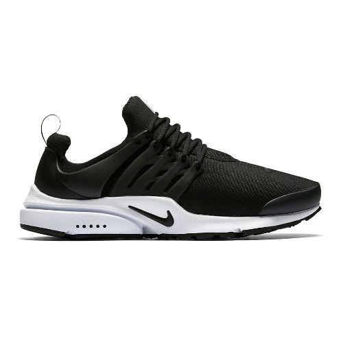Mens Nike Air Presto Casual Shoe - Black/White 11