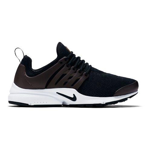 Womens Nike Air Presto Casual Shoe - Black/White 10.5