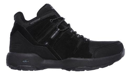 Mens Sketchers GO Walk Outdoors 2 - Latitude Trail Running Shoe - Black 10