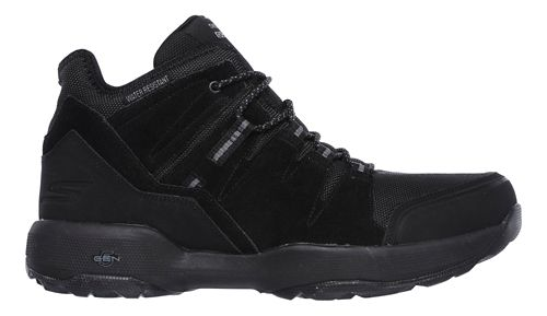 Mens Sketchers GO Walk Outdoors 2 - Latitude Trail Running Shoe - Black 9