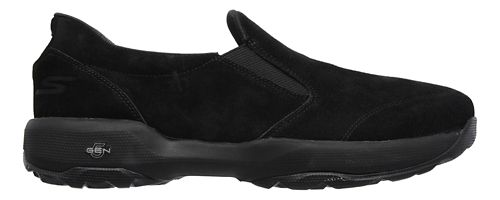Mens Sketchers GO Walk Outdoors 2 -  Passage Trail Running Shoe - Black 7.5