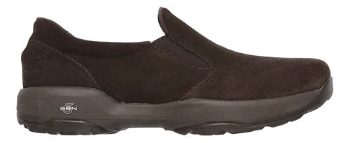 Mens Sketchers GO Walk Outdoors 2 -  Passage Trail Running Shoe - Chocolate 12
