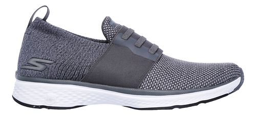 Mens Skechers GO Walk Sport - Energy Walking Shoe - Charcoal 9