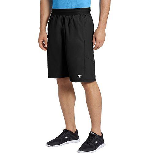Mens Champion Crossover Short 2.0 Unlined Shorts - Black M