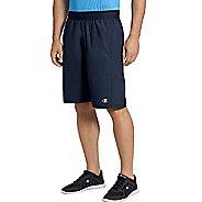 Mens Champion Crossover Short 2.0 Unlined Shorts - Navy L