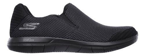 Womens Skechers GO Flex 2 - Infuse Casual Shoe - Black 11
