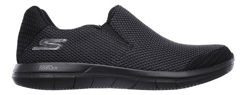 Womens Skechers GO Flex 2 - Infuse Casual Shoe - Black 8