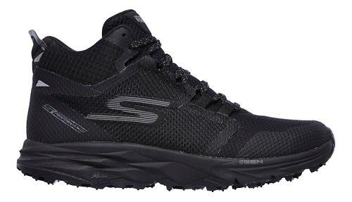 Womens Skechers GO Trail 2 - Grip Trail Running Shoe - Black 6