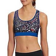 Womens Champion Absolute Workout Bra-Print Sports Bras