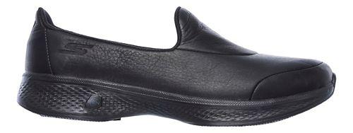 Womens Skechers GO Walk 4 - Desired Walking Shoe - Black 10