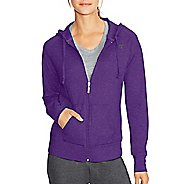 Womens Champion Authentic Jersey Half-Zips & Hoodies Jackets