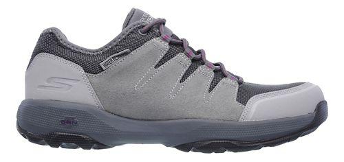 Womens Skechers GO Walk Outdoors 2 - Pathway Trail Running Shoe - Black 9